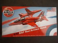 Airfix A02005C 1:72 RAF Red Arrows Hawk Plastic Model Kit