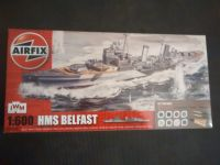 Airfix A50069 HMS Belfast 1:600 Plastic Model Kit