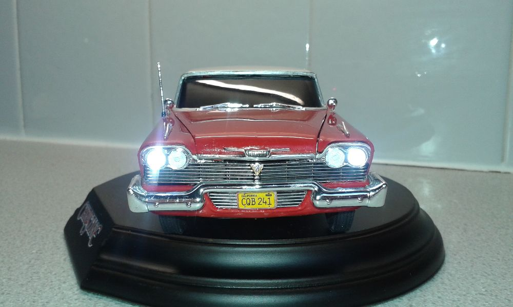 Model Display Car Light Kits