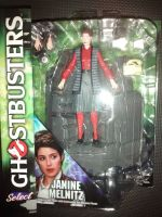 Diamond Select Deluxe Figures - Ghostbusters - Janine Melnitz