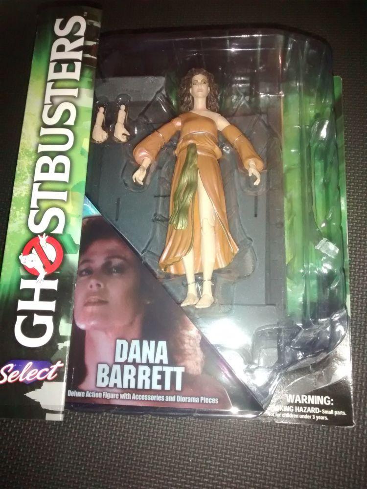 Diamond Select Deluxe Figures - Ghostbusters - Dana Barrett