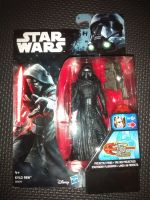 "Star Wars  KYLO REN Collectable Figure (B8609) 3.75"" Tall"
