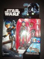 "Star Wars Sabine Wren Collectable Figure B7282 3.75"" Tall"