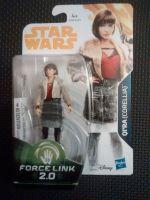 "Star Wars Qi'ra (Corellia) Collectable Figure E1186/E0323 Force Link - 2 Compatible 3.75"" Tall"