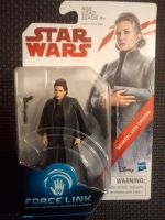 """Star Wars General Leia Organa Collectable Figure C3527/C1503 Force Link Compatible 3.75"""" Tall"""