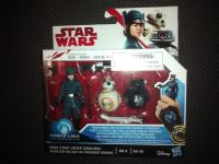 """Star Wars Force Link Compatible 3.75"""" Figure Set - Rose , BB-8 & BB-9E"""