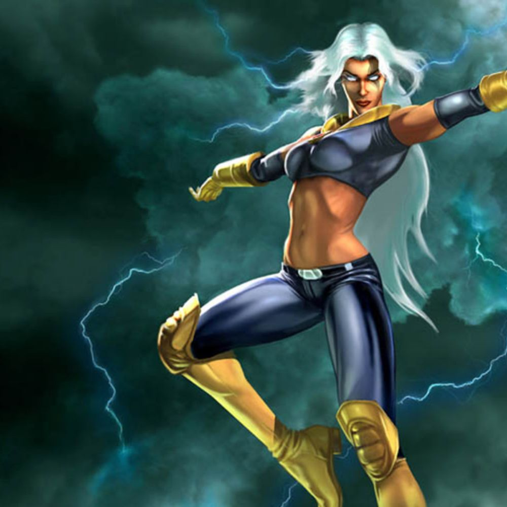 All Items - X-Men