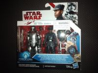 """Star Wars Force Link Compatible 3.75"""" Figure Set - Finn (First Order Disguise) & Captain Phasma"""