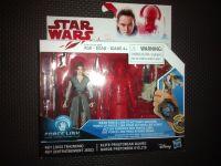 "Star Wars Force Link Compatible 3.75"" Figure Set - Rey (Jedi Training) & Elite Praetorian Guard"