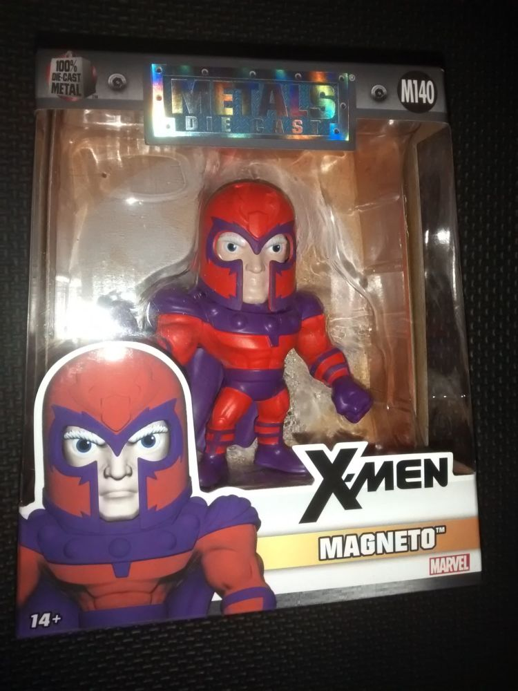 Metals Die Cast Marvel X-Men Magneto Display Figure M140
