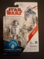 """Star Wars R2-D2 Collectable Figure C3526/C1503 Force Link Compatible 3.75"""" Scale Size"""