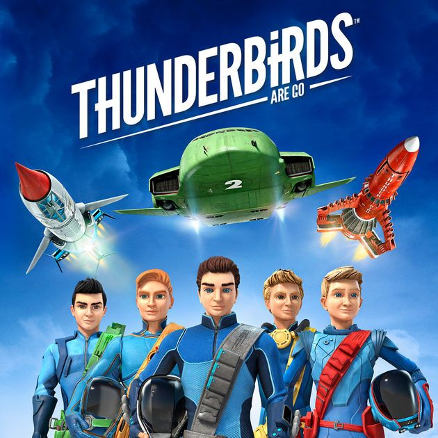 All Items - Thunderbirds