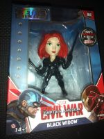 Metals Die Cast - Marvel - Civil War - Black Widow Figure M48