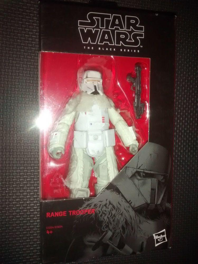 Star Wars - The Black Series - Range Trooper - Collectable Figure 6