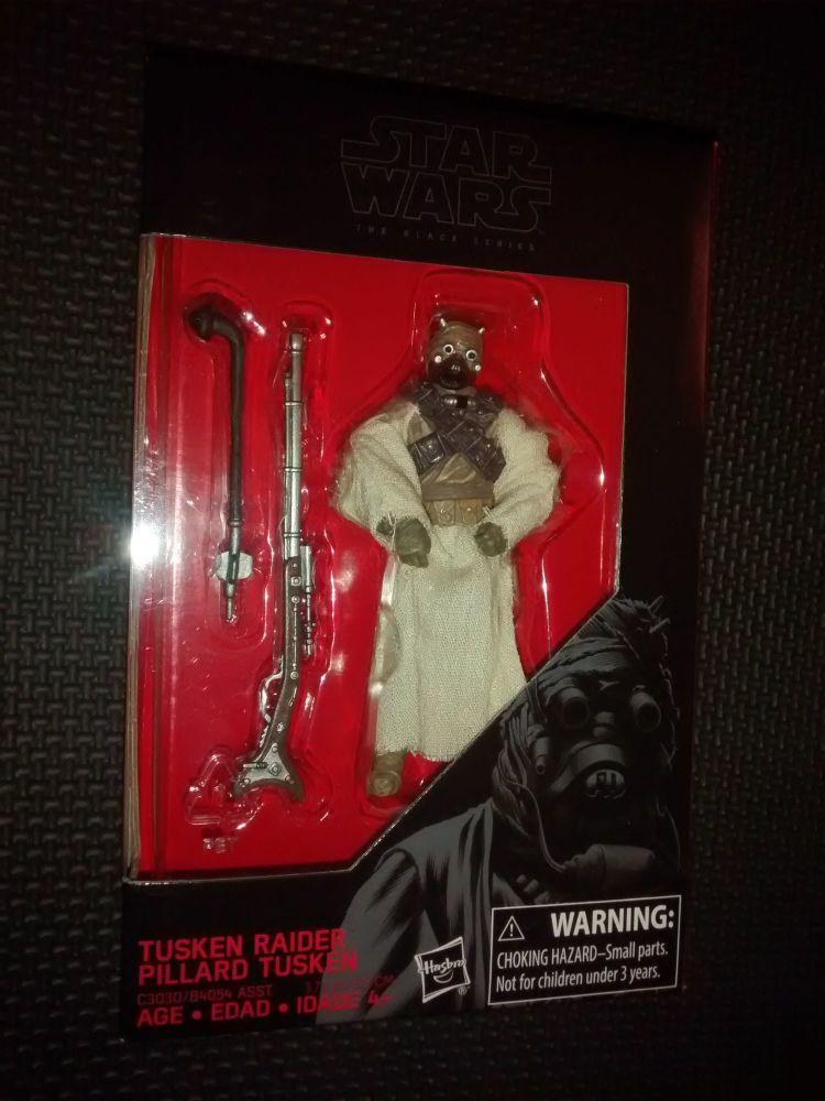 Star Wars - The Black Series - Tusken Raider Pillard Tusken - Collectable F