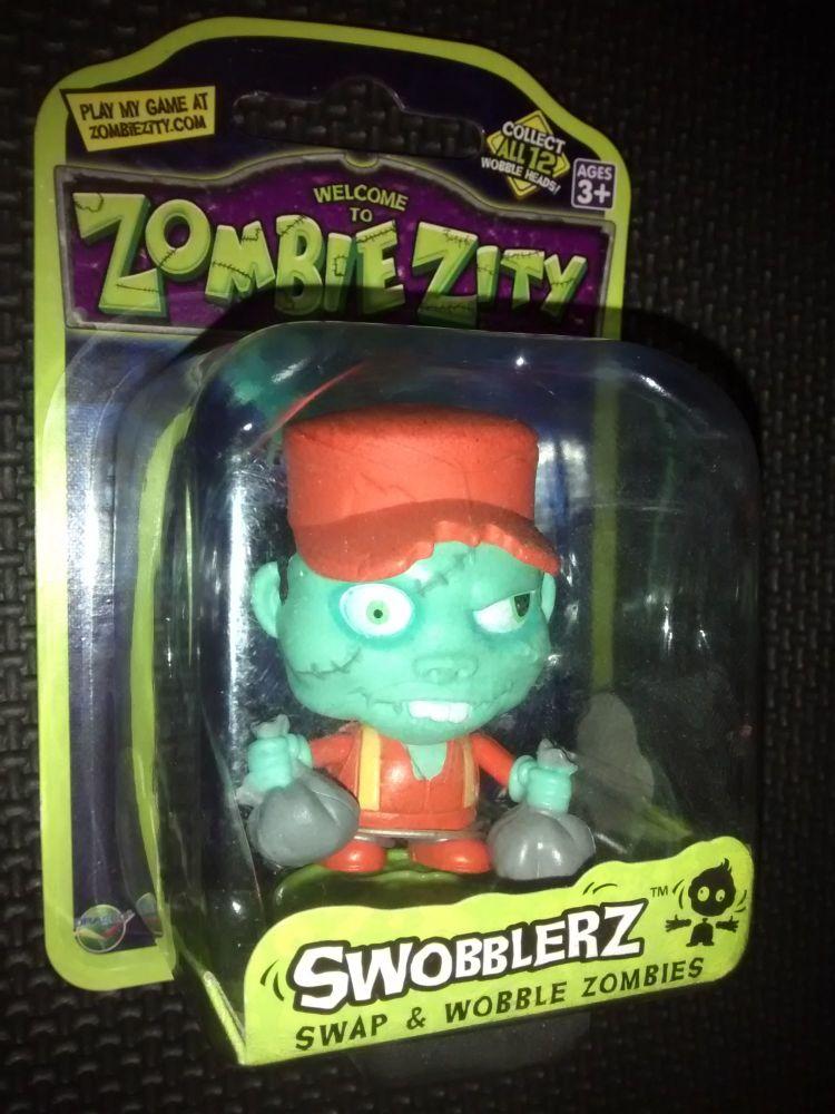 Zombie Zity - Swobblerz - Skid Smellsome