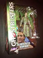 Diamond Select Deluxe Figures - Ghostbusters - Slimed Peter Venkman
