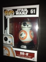 Pop Star Wars - BB-8 - Vinyl Figure - Issue 61