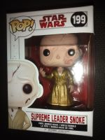 Pop Star Wars - Supreme Leader Snoke - Vinyl Figure - Issue 199