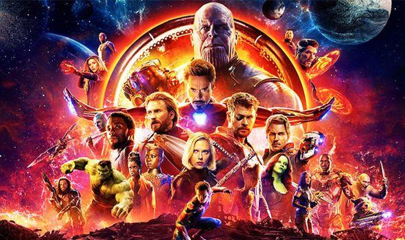 All Items - Avengers