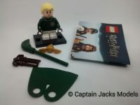 Lego Minifigs - Harry Potter Fantastic Beasts Series - Draco Malfoy Figure