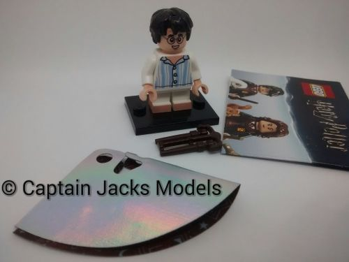 Lego Minifigs - Harry Potter Fantastic Beasts Series - Harry Potter ( with
