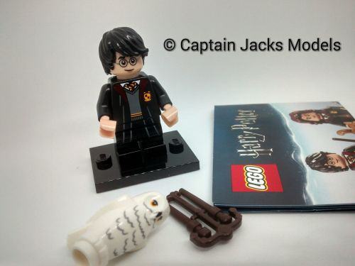 Lego Minifigs - Harry Potter Fantastic Beasts Series - Harry Potter Figure