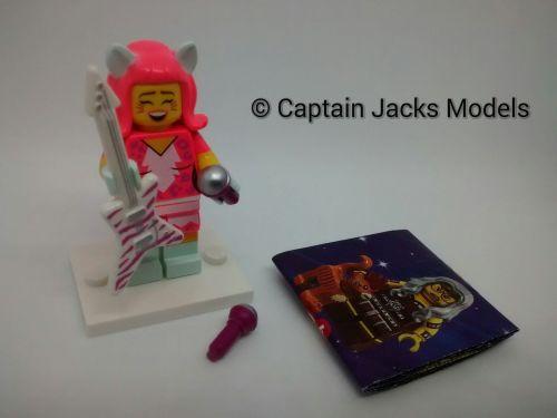 Lego Minifigs - Lego Movie 2 - Wizard Of Oz Series 71023 - Kitty Pop