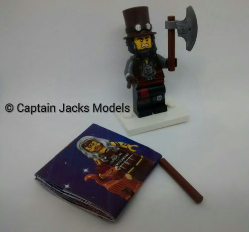 Lego Minifigs - Lego Movie 2 - Wizard Of Oz Series 71023 - Apocalypseburg A