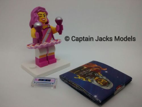 Lego Minifigs - Lego Movie 2 - Wizard Of Oz Series 71023 - Candy Rapper
