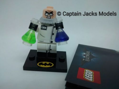 Lego Minifigs - Lego Batman Movie - Series 2 - 71020 - Hugo Strange