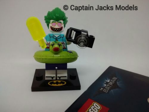 Lego Minifigs - Lego Batman Movie - Series 2 - 71020 - Vacation Joker