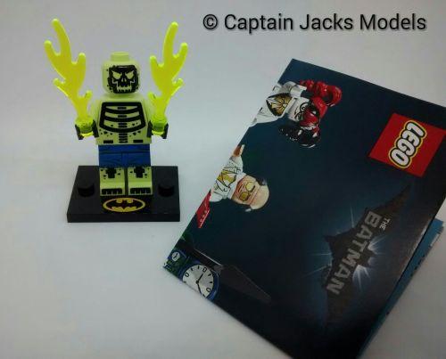 Lego Minifigs - Lego Batman Movie - Series 2 - 71020 - Doctor Phosphorus