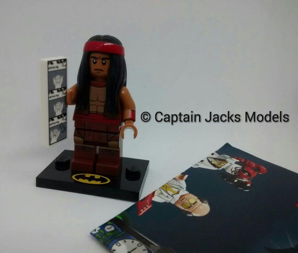 Lego Minifigs - Lego Batman Movie - Series 2 - 71020 - Apache Chief
