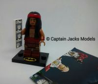 Lego Minifigs - Lego Batman Movie - Series 2 - 71020 - Apache Chief