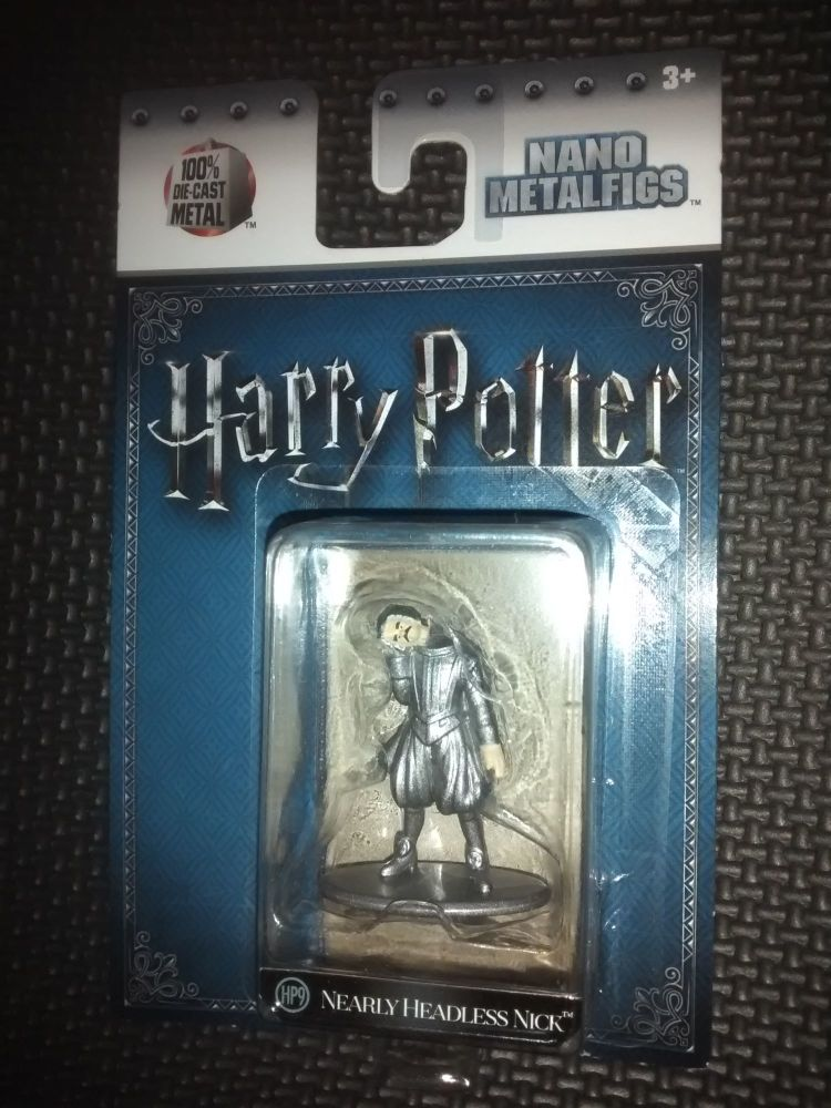 Harry Potter - Nano Metalfigs - Die-Cast Collectable Figure - Nearly Headle