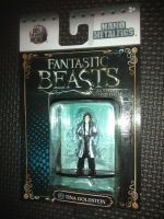 Fantastic Beasts - Nano Metalfigs - Die-Cast Collectable Figure - Tina Goldstein