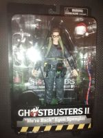 "Diamond Select Deluxe Figures - Ghostbusters II - Series 7 - ""We're Back"" Egon Spengler"