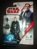 """Star Wars General Hux Collectable Figure C1533/C1531 Force Link Compatible 3.75"""" Scale Size"""