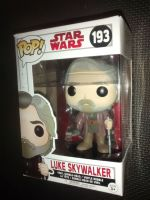 Pop Star Wars - Luke Skywalker Vinyl Figure - Issue 193