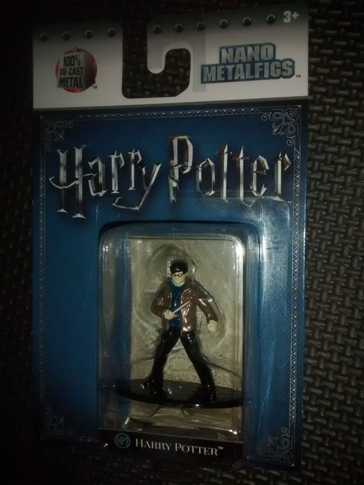 Harry Potter - Nano Metalfigs - Die-Cast Collectable Figure - Harry Potter