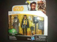 "Star Wars Force Link 2.0 Compatible 3.75"" Figure Set - Kessel Guard & Lando Calrissian"