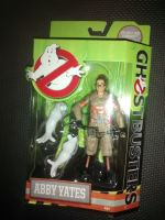 Ghostbusters - Abby Yates - Collectable Figure