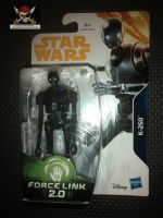 """Star Wars K-2SO Collectable Figure E1638/E0323 Force Link 2.0 Compatible 3.75"""" Scale Size"""