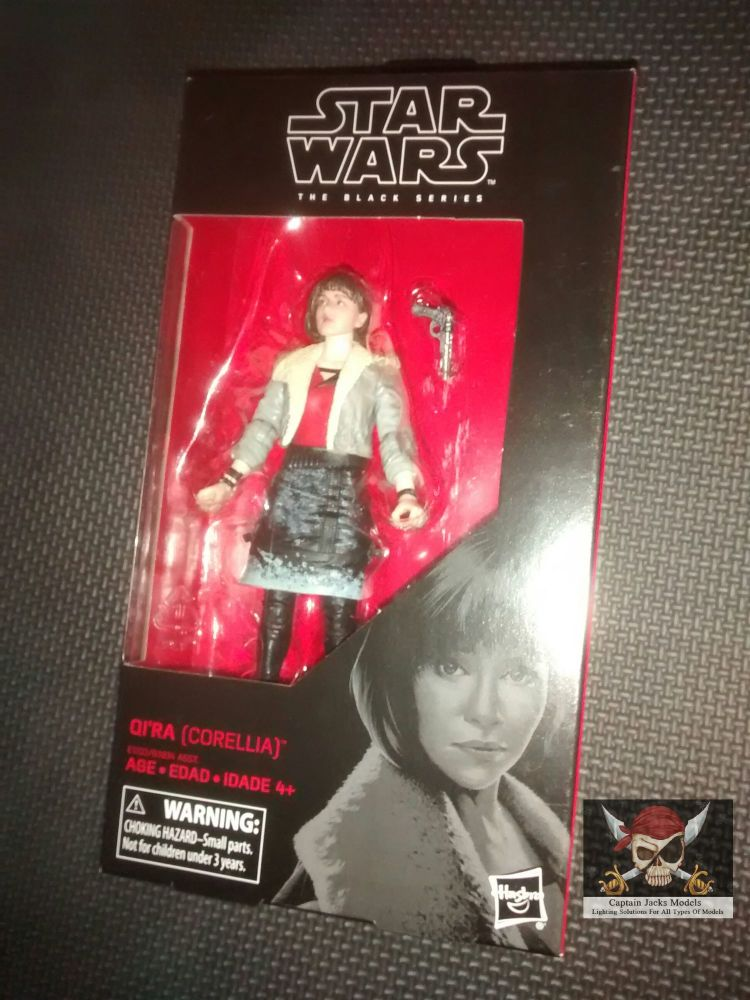 Star Wars - The Black Series - Qi'ra (Corellia) - Collectable Figure 6