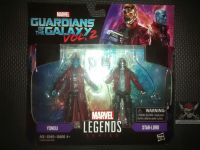 Marvel Legends Series - Guardians Of The Galaxy Vol. 2 - Yondu & Star Lord Figure Set
