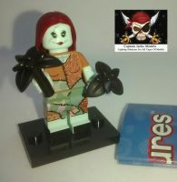 Lego Minifigs - Disney Series 2 (Part Number 71024) - Sally Figure