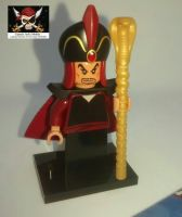 Lego Minifigs - Disney Series 2 (Part Number 71024) - Jafar Figure