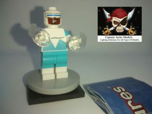 Lego Minifigs - Disney Series 2 (Part Number 71024) - Frozone Figure