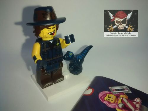 Lego Minifigs - Lego Movie 2 - The Wizard Of Oz (Series Number 71023) - Ves